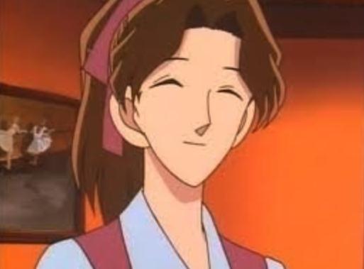 鈴木園子,姉,鈴木綾子,母親,鈴木朋子,登場回,プロフィール
